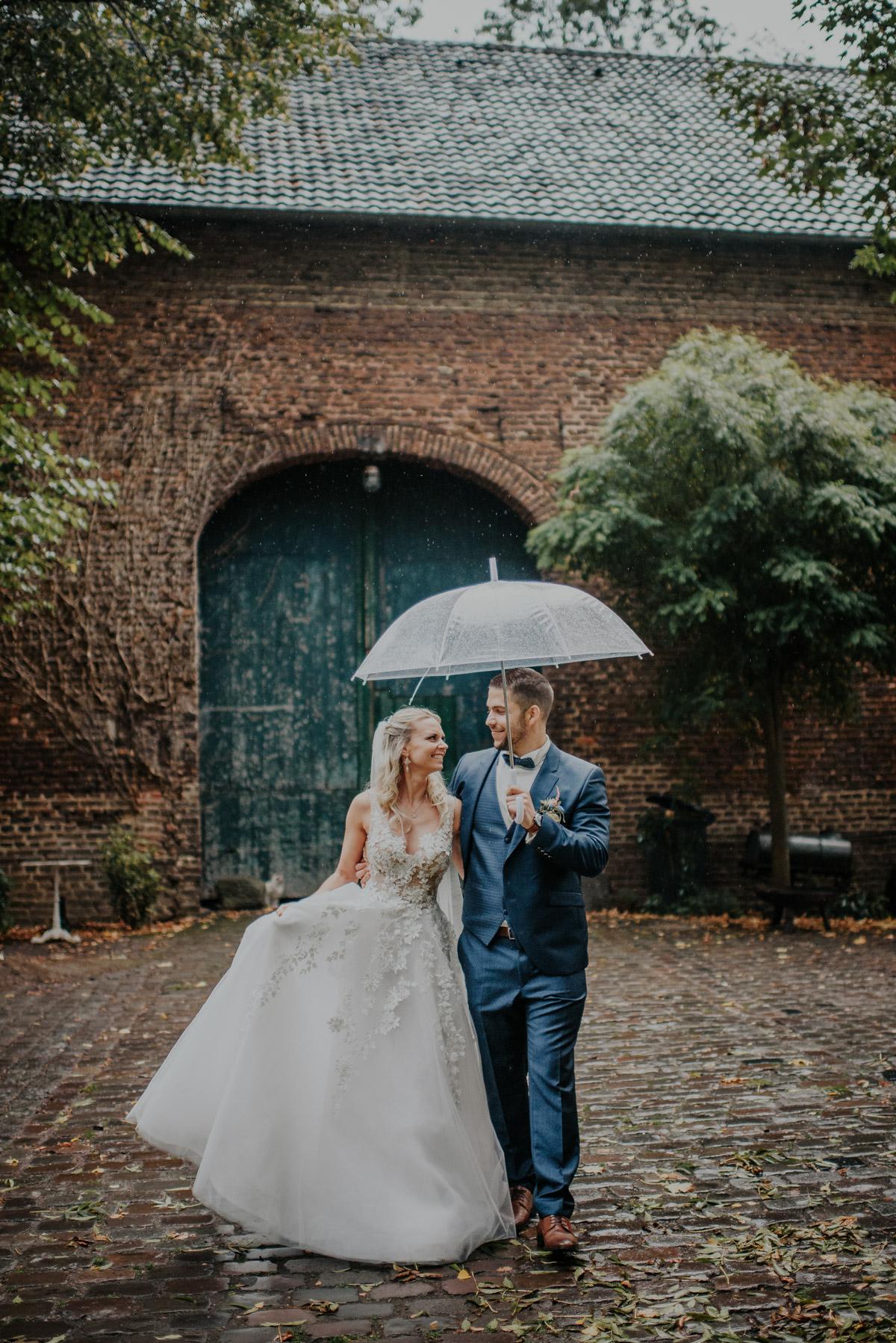 Vintage Hochzeit auf der Wasserburg Geretzhoven
