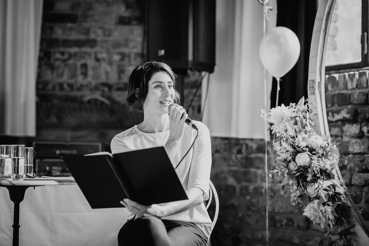 Vintage Hochzeit auf der Wasserburg Geretzhoven Trauung